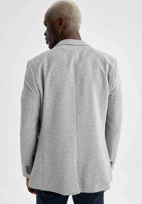 DeFacto - Blazer jacket - grey - 2