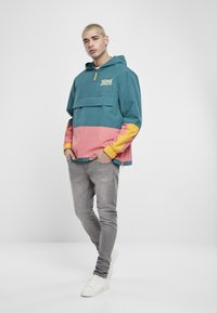 Starter - Windbreaker - green/yellow/pink - 1