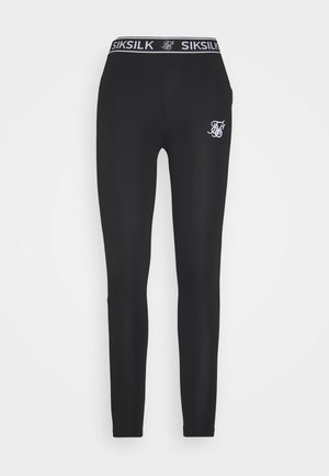 TAPE  - Legging - black