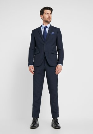 HOUNDSTOOTH SUIT - Garnitur - dark blue