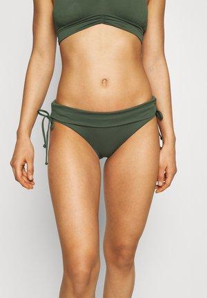 RUCHED SIDE HIPSTER - Braguita de bikini - ivy