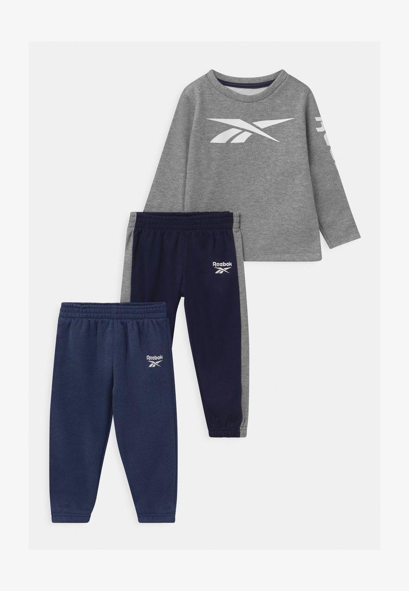 Reebok - 2 PACK SET - Trainingsanzug - heather grey