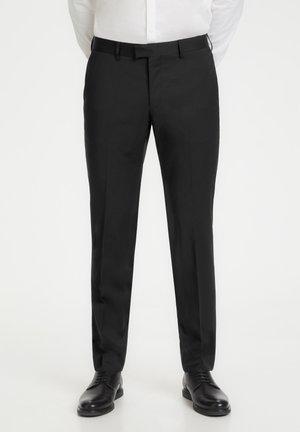 LAS - Pantaloni eleganti - black