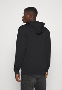 adidas Originals - HOODIE SPORTS INSPIRED  - Mikina s kapucí - black - 2