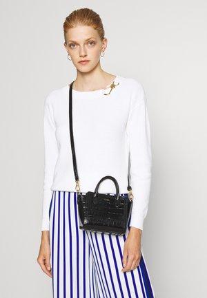 TYLER MEDIUM - Handbag - black