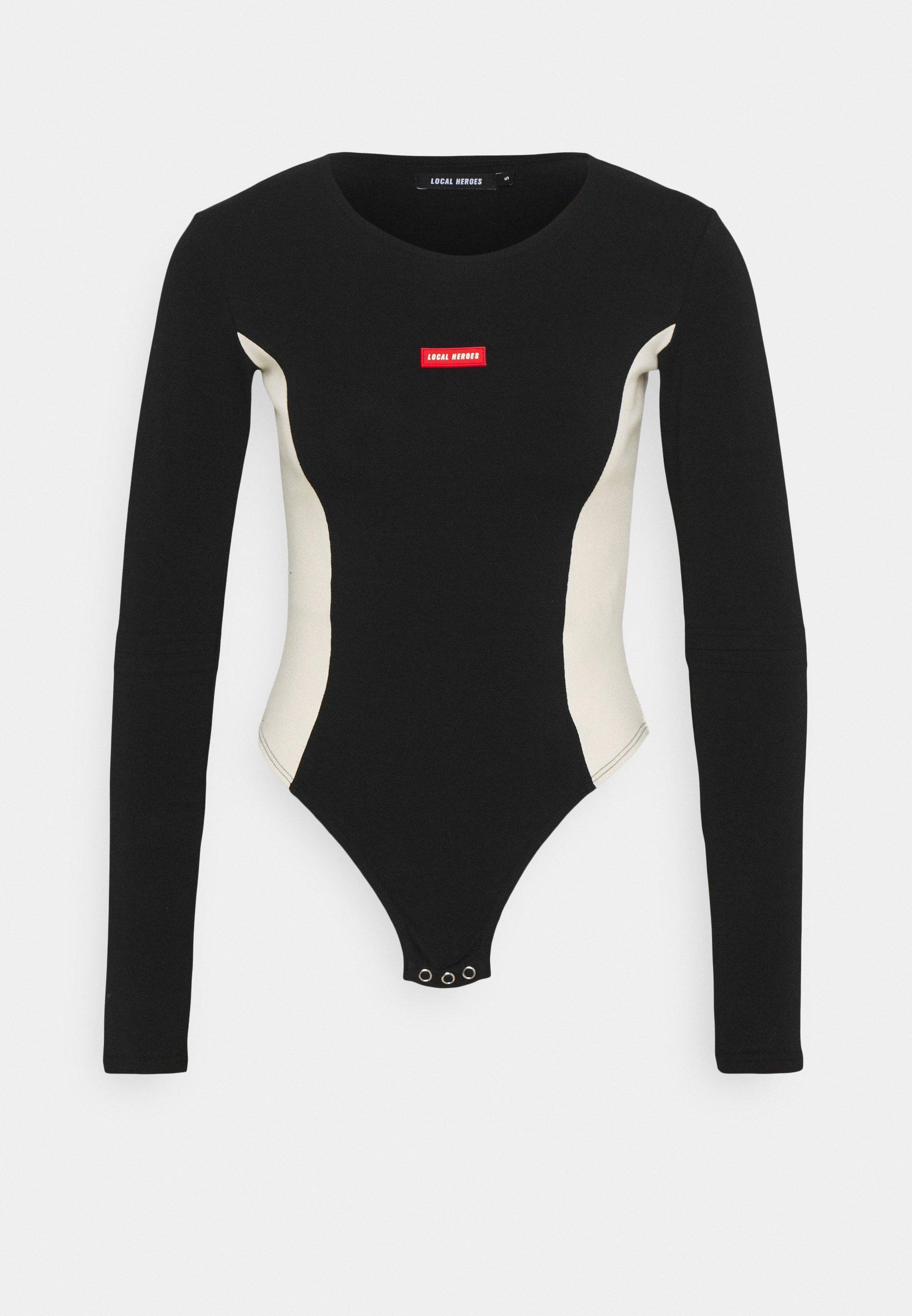 Women LEO BODYSUIT - Long sleeved top