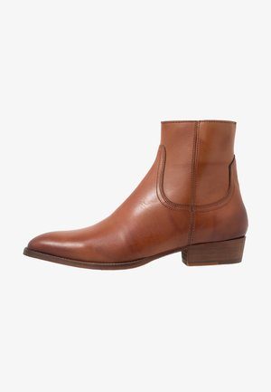 BIABECK BOOT - Classic ankle boots - cognac