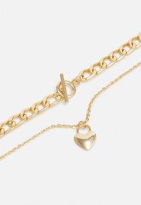 sweet deluxe - NECKLACE - Kaulakoru - gold-coloured - 2