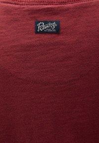 Petrol Industries - T-shirt print - red - 2