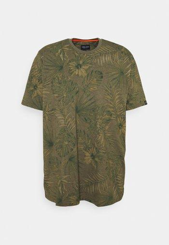 LEANY - Print T-shirt - army