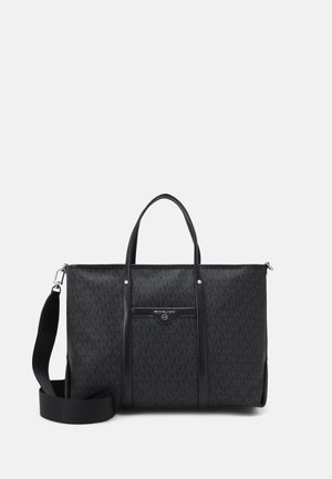 BECK TOTE - Handbag - black