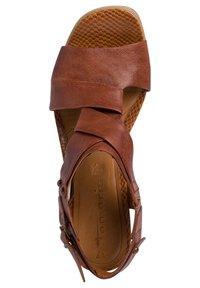Tamaris - Sandals - nut - 2