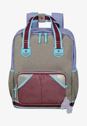 SCHOOL SPIRIT  - School bag - lilac dream