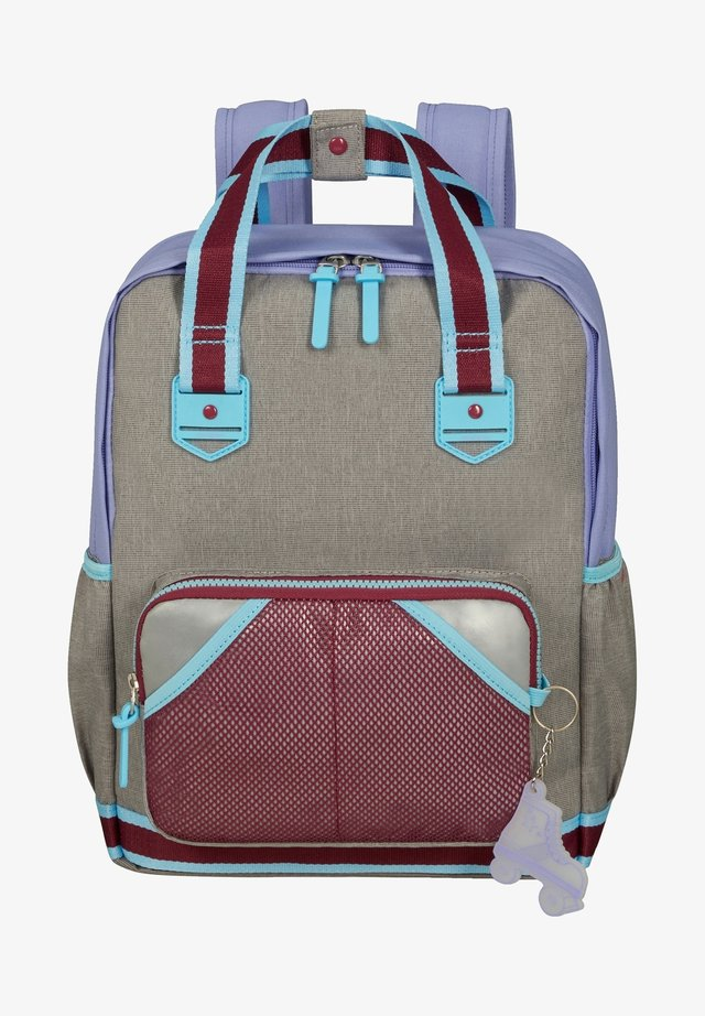 SCHOOL SPIRIT  - School bag - lilac dream