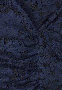 9Fashion - PIAS - Bluzka z długim rękawem - dark blue - 2