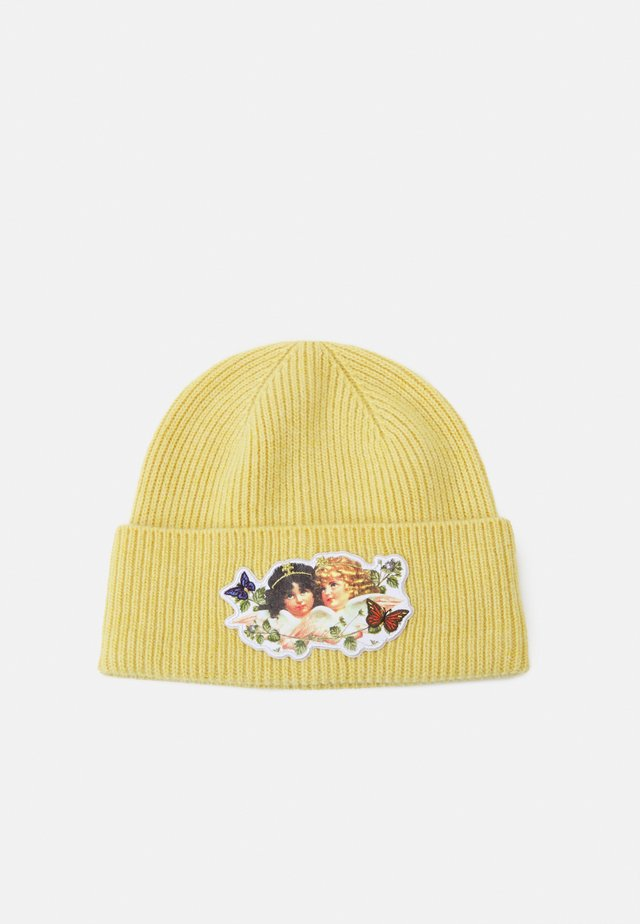 WOODLAND ANGELS BEANIE UNISEX - Muts - honey suckle