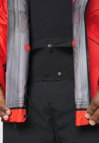 The North Face - BRIGANDINE FUTURELIGHT JACKET EVE - Ski jacket - flare/timbertan - 7