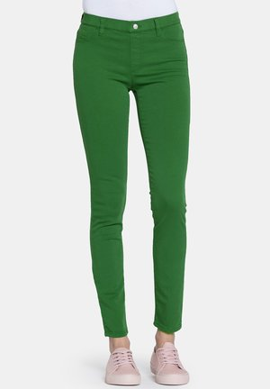 Jeans Skinny Fit - verde