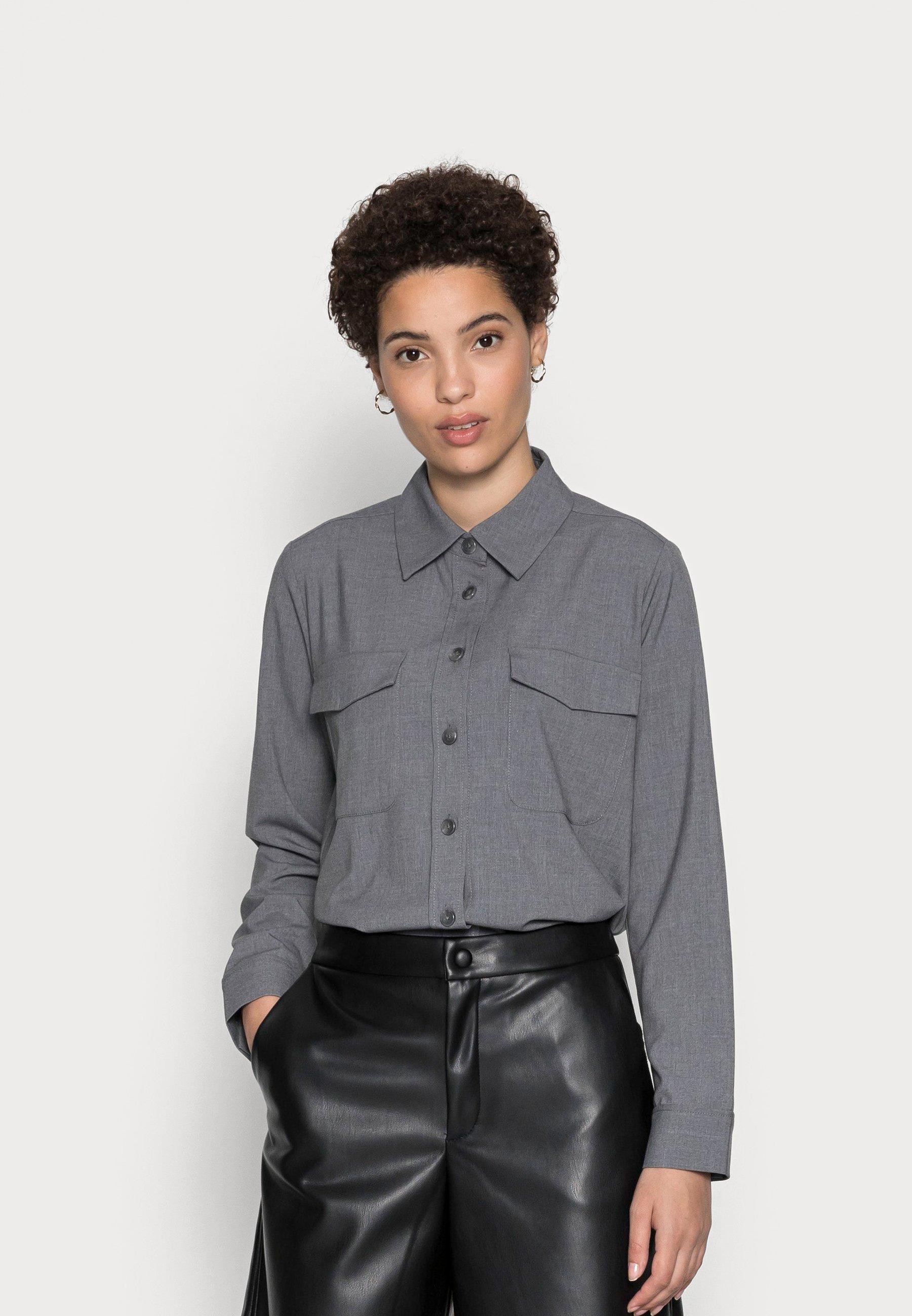 Women FOMPA - Button-down blouse