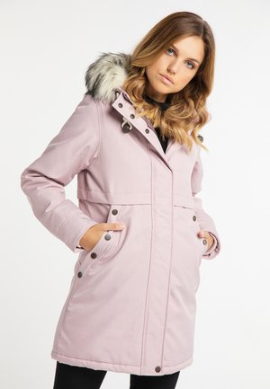 KNITWEAR - Lehká bunda - rosa melange