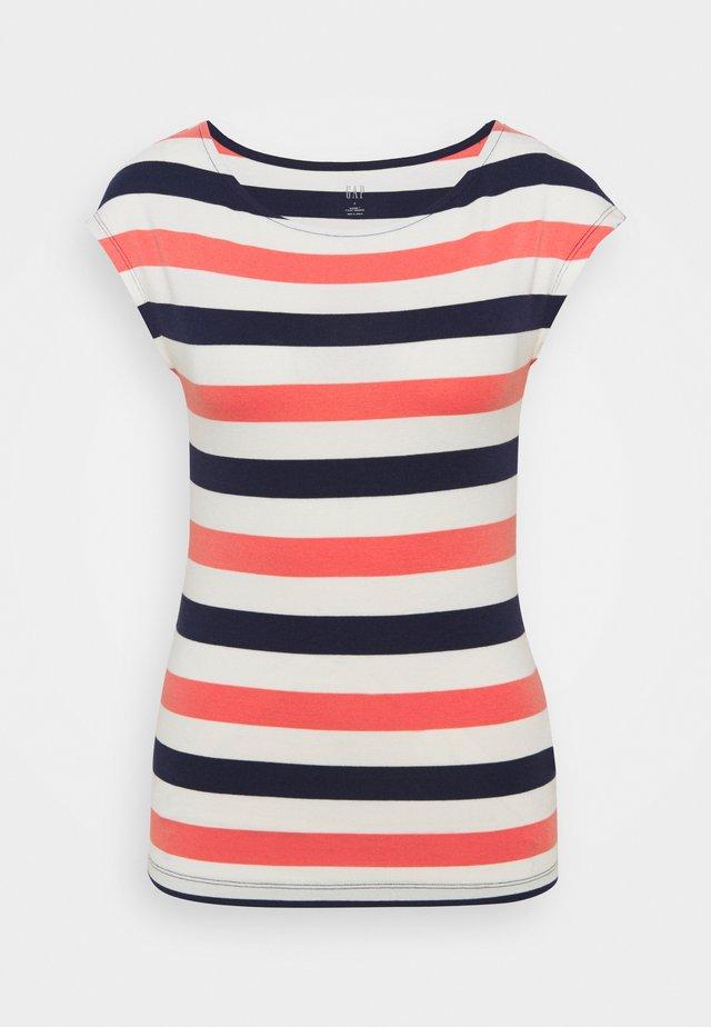 BATEAU - Print T-shirt - multi coloured