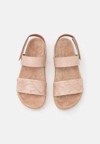 Homers - BIO - Sandales - poncho creme/beige - 4
