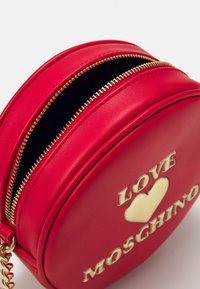 Love Moschino - BORSA  - Sac bandoulière - red - 3