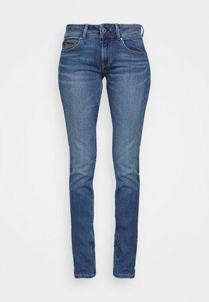 KATHA - Slim fit jeans - denim