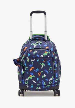 ZEA - Wheeled suitcase - geo mix dark