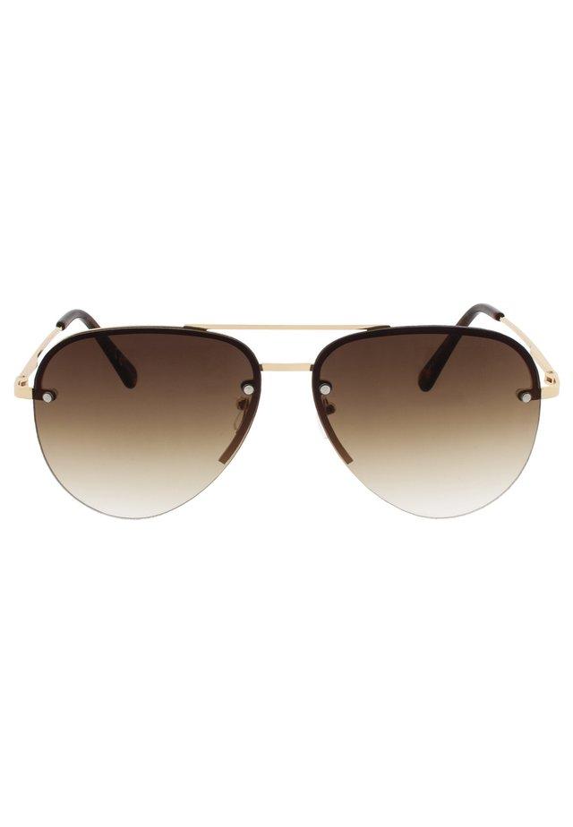 PILOT - Sluneční brýle - gold