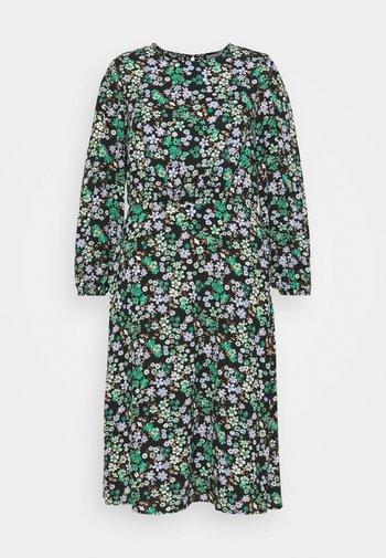 CARANEMONY CALF DRESS - Robe d'été - black