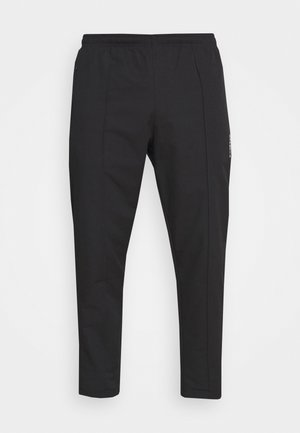 HANSI TRACK PANT - Trousers - black