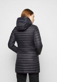 Save the duck - GIGA BRYANNA DETACHABLE HOODED - Winter coat - black - 3