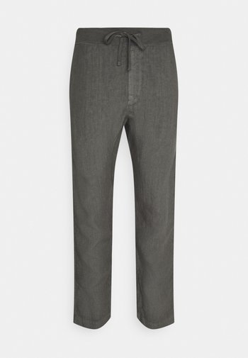 TROUSERS - Kalhoty - anthracite