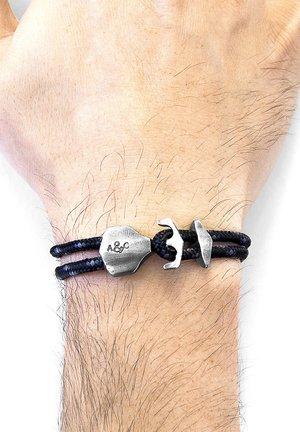 DELTA ANCHOR - Bracelet - black