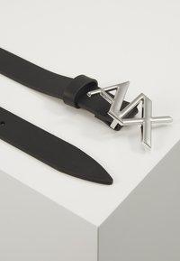 Armani Exchange - CINTURA - Cintura - black - 3