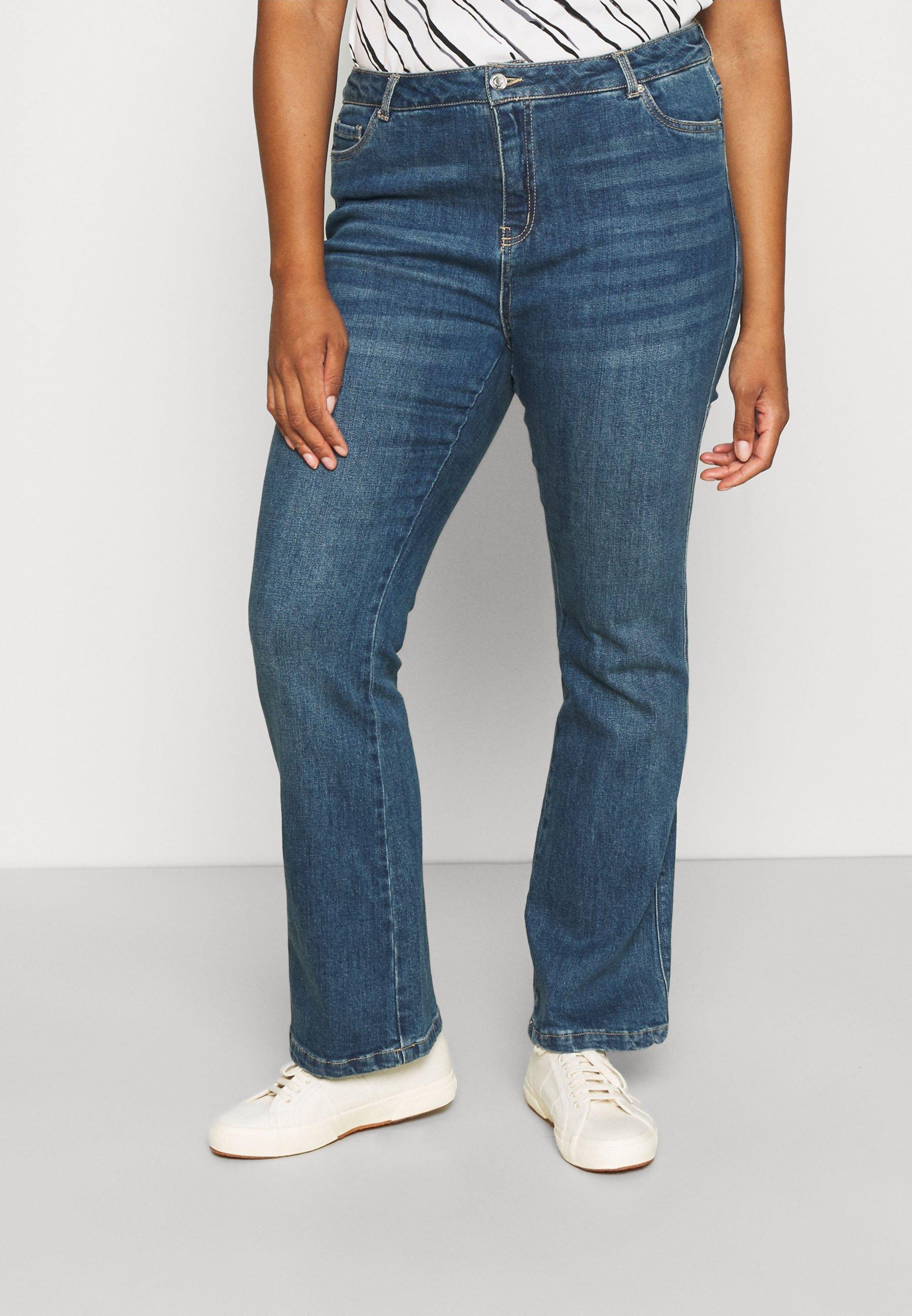 Donna VMSAGA - Jeans a sigaretta