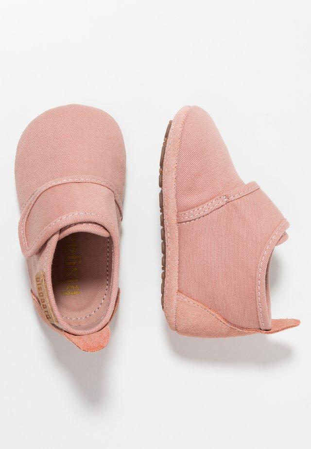 Chaussons pour bébé - nude