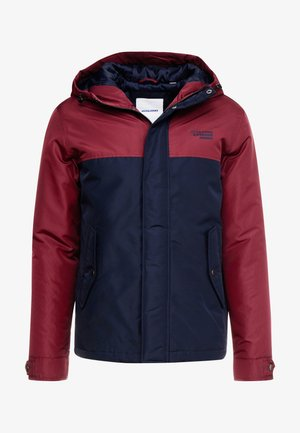 JORCLAN SHORT JACKET - Light jacket - burgundy