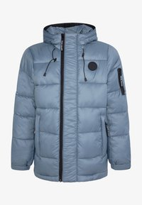 PERCY - Zimní bunda - steel grey