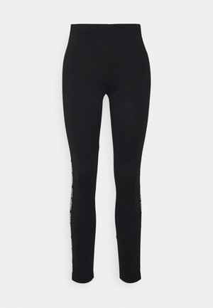 SKINNY TAPE - Legging - black
