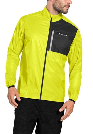 Training jacket - bright green