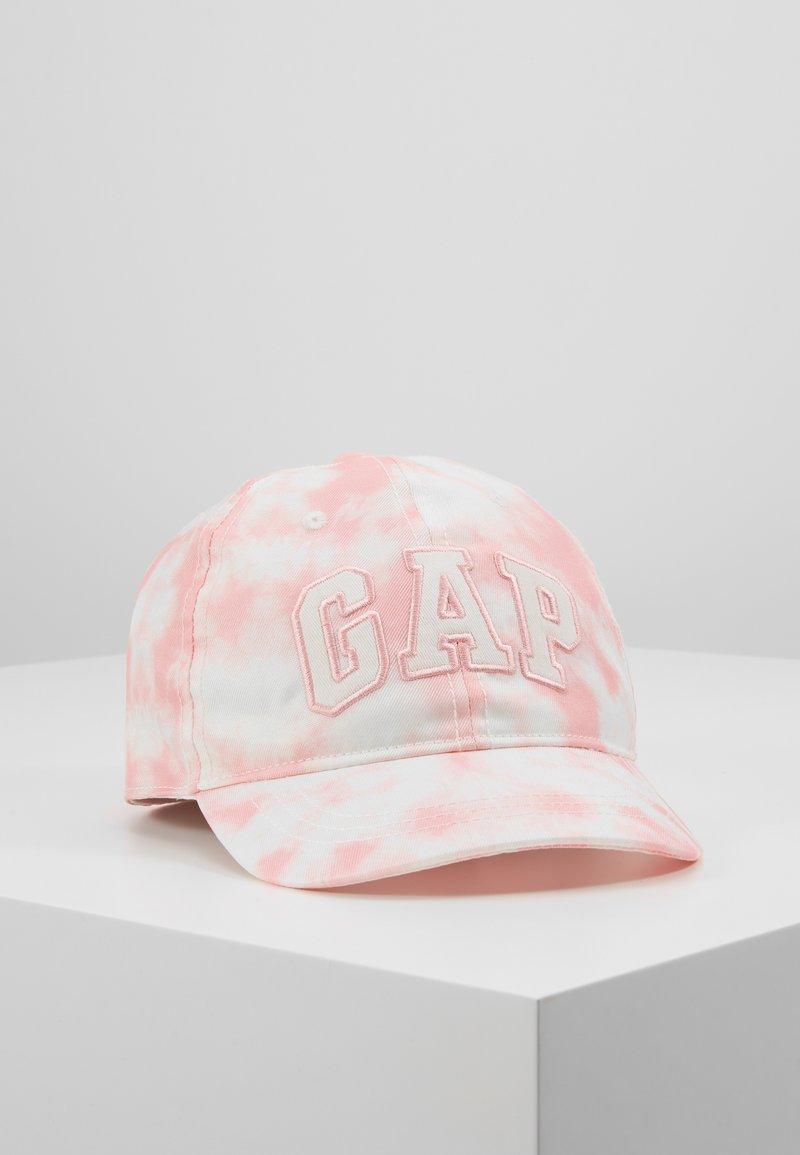 GAP - LOGO - Lippalakki - pink tie dye