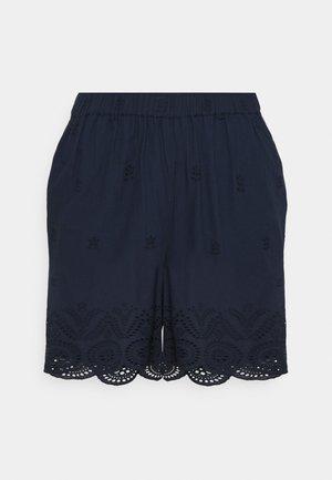 MALVA - Shorts - navy blazer