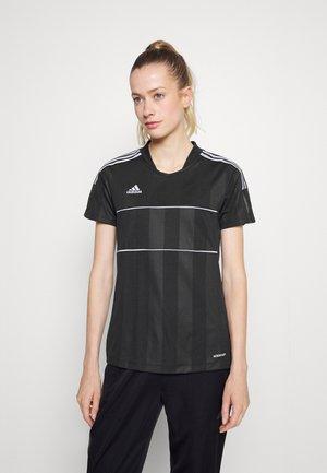 TIRO  - T-shirts med print - black