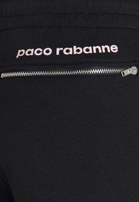Paco Rabanne - PANTALON - Kalhoty - black/pink - 5