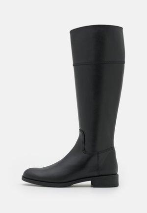 NAPOLI - Botas - black