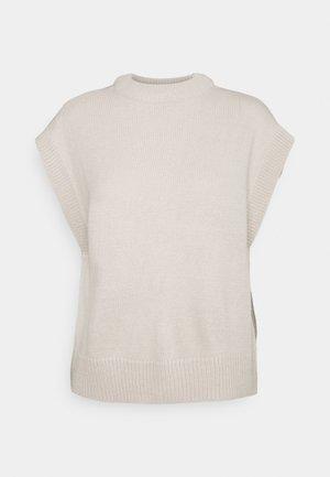 ONLMATILDA VEST - T-shirt basic - pumice stone