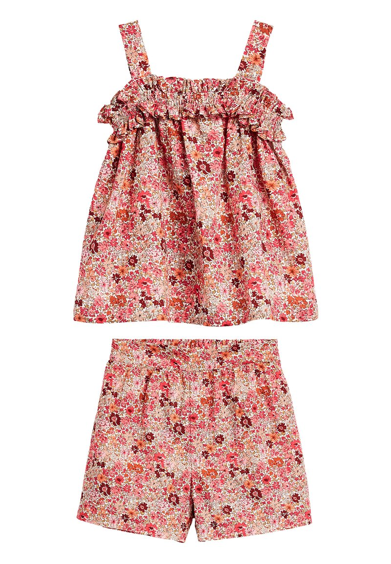 Next - PINK CO-ORD SET (3MTHS-7YRS) - Shorts - pink