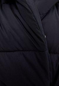 Bershka - MIT GÜRTEL - Waistcoat - black - 5